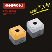 BXA series Plastic push button box